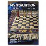 Antikören Myntauktion 11. (1.017 utrop, 148 sidor). - Pris 250 kr + porto.
