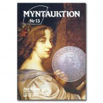 Antikören Myntauktion 13. (1.146 utrop, 88 sidor). - Pris 75 kr + porto.