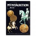 Antikören Myntauktion 17. (1.187 utrop, 100 sidor). - Pris 150 kr + porto.