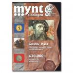 Mynttidningen 1-1994, 36 sidor - Pris 49 kr + porto