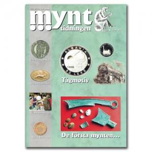 Mynttidningen 3/4-1994, 36 sidor - Pris 49 kr + porto