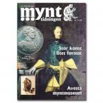 Mynttidningen 7-1994, 36 sidor - Pris 49 kr + porto