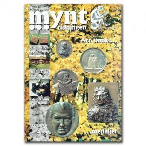 Mynttidningen 8/9-1994, 44 sidor - Pris 49 kr + porto