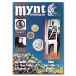 Mynttidningen 1-1995, 36 sidor - SLUTSÅLD