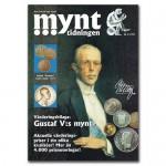 Mynttidningen 2-1995, 32 sidor - Pris 49 kr + porto