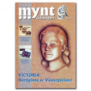 Mynttidningen 3-1995, 36 sidor - SLUTSÅLD