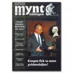 Mynttidningen 2/3-1996, 60 sidor - Pris 98 kr + porto