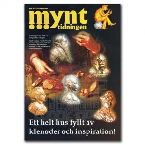 Mynttidningen 2-1997, 36 sidor - Pris 49 kr + porto
